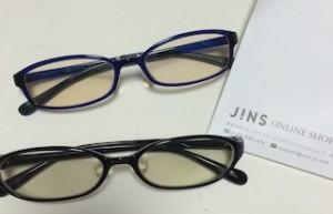 JINSパソコンメガネ