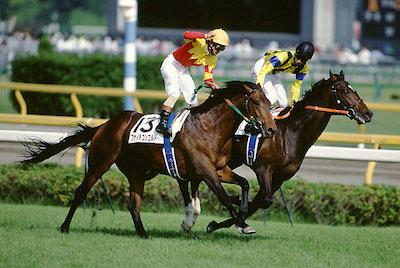 和製ラムタラと呼ばれた音速の末脚を持つ名馬「フサイチコンコルド」