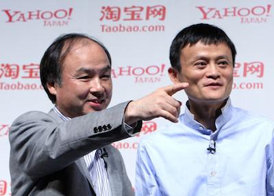 アリババがNY市場に上場!ソフトバンクの株価がどこまで上がるか!!