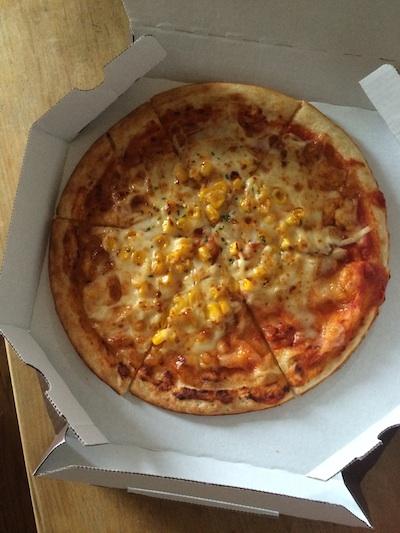 1人用の宅配ピザを430円で食べられる方法を発見!