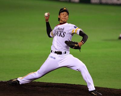 ホークス将来のエース武田翔太は3種類のカーブを投げるぞ!