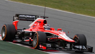 F1マルシャのマシンが1000万円で販売されているぞ!