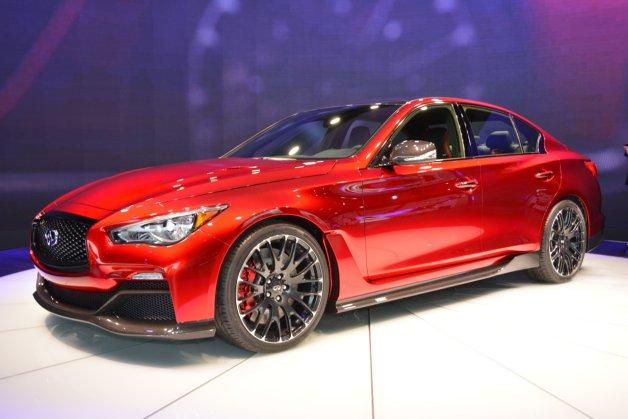 日産GT-Rのセダン「Q50オールージュ」が発売中止された本当の理由はこれ!