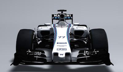 2015年のF1はウィリアムズが大復活するぞ!