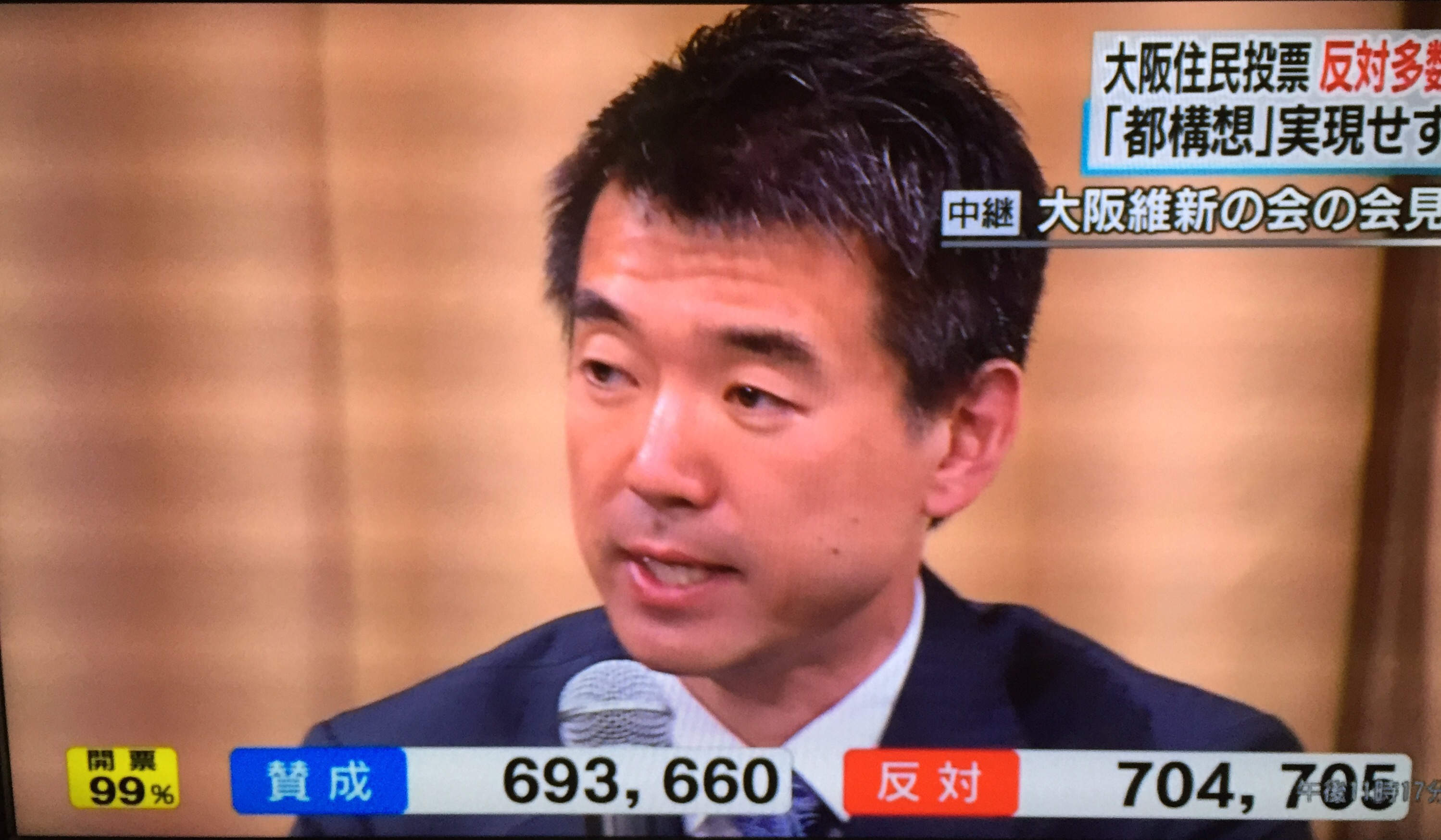 日本の大きな損失!橋下徹が政界から引退を決意