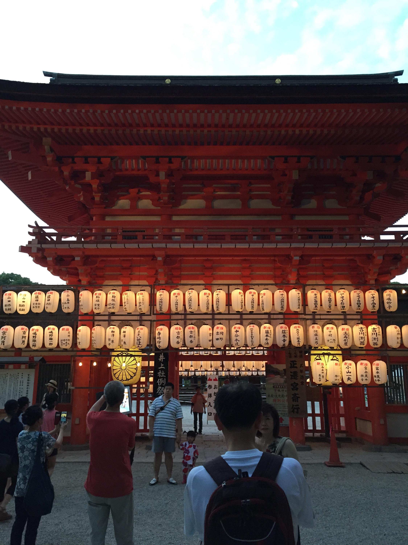 下鴨神社のみたらし祭は子供連れにはぴったりです!