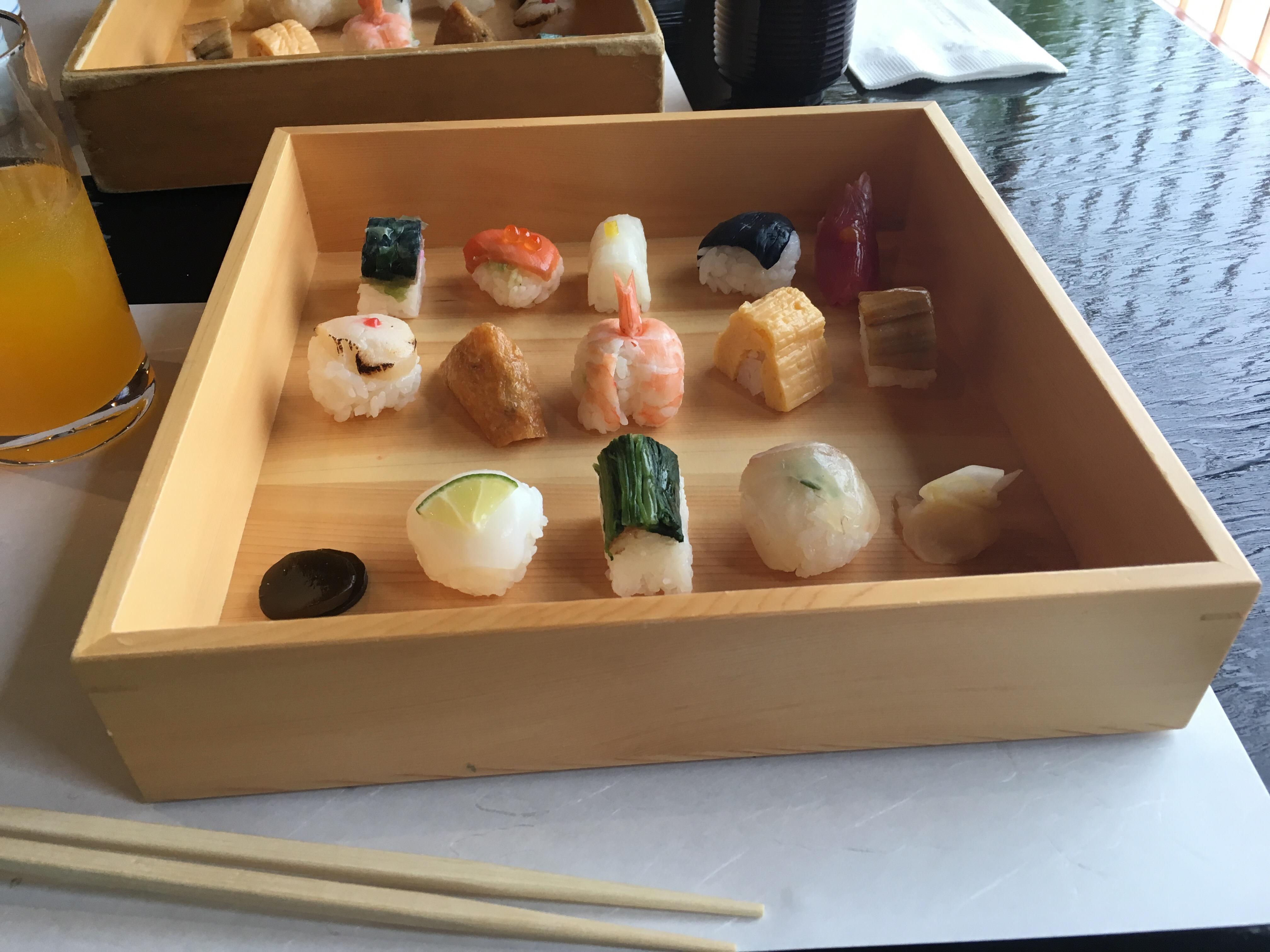 京都祇園の手毬寿司「豆寅」に行ってきました!