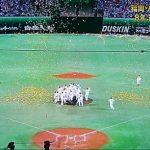 2003年日本シリーズ阪神VSダイエーのDVD