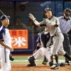 新井選手がバットを放り投げる姿をもっと見たい!
