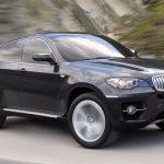 BMW X6がすごく格好よく見えるぞー!