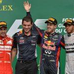 【F1カナダGP】3人のワールドチャンピオンの白熱の争い