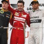 【2013年F1】王者ベッテルを元チャンピオンのアロンソとライコネンが追う展開