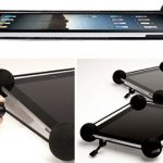 iPadを落としても大丈夫!衝撃を吸収する「iBallz」