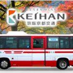 ApplePay(アップルペイ)のsuica(スイカ)京都バス「京阪京都交通バス」でも使えましたよー!