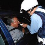減らない飲酒運転には一発で実刑にすべきです!