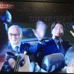 ピッチャー松井秀喜、バッター長嶋茂雄の伝説の始球式が始まるぞ!