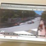 F1中継をiPadで見れるぞ!