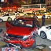 福岡天神で大事故を起こした車はレンジローバーイヴォークだった!
