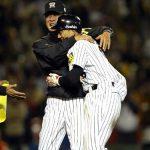 2003年日本シリーズ第4戦阪神VSダイエー