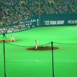 斉藤和巳の準完全試合の内容