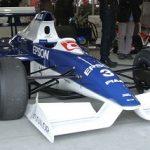 「ティレル019」に採用された「コルセアウイング」が現代F1にも生かされている!