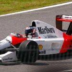 2013年のF1日本GP鈴鹿で往年の「マクラーレンMP4/6」のデモランが見れるぞ!