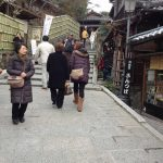 京都人がオススメする京都の観光地は「二寧坂」