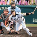 タイガースCS突破のキーマンは、猛打賞日本記録を持つ西岡剛!