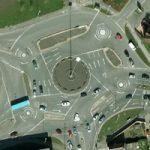 円形交差点「東和町ランナバウト」って知っていますか?