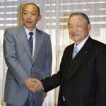 白井オーナーの「倍返し」坂井球団社長を更迭し落合GMが就任!