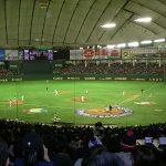 やはり日本の首都は東京!WBC東京ドームは超満員!