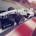 マルティーニのスポンサーを得て名門ウィリアムズが復活するぞ!