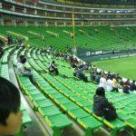 WBC観客はガラガラしかし高視聴率!人気あるの?ないの?