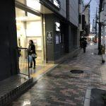 阪急西院駅に新しい出口が二つ同時に出来ました!