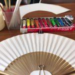 高台寺「舞扇堂」の扇子の手作り体験の感想