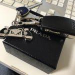プラダのポルシェ365Aのキーホルダーがセンス良すぎる!