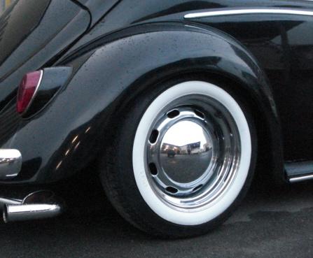 ホワイトリボンタイヤ
