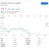 米国アメリカンエキスプレスの株価上昇中!アメリカ株を購入する方法